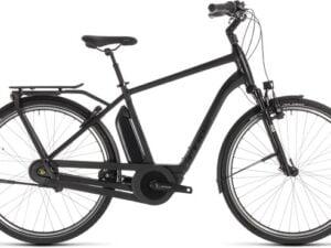 Cube Town Hybrid EXC 400 Black Edition 2019 - Electric Hybrid Bike