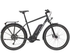 Trek Allant+ 5 Electric Hybrid Bike 2021 Soild Charcoal