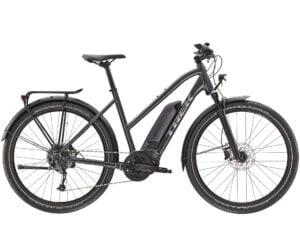 Trek Allant+ 5 Stagger Electric Hybrid Bike 2021 Soild Charcoal