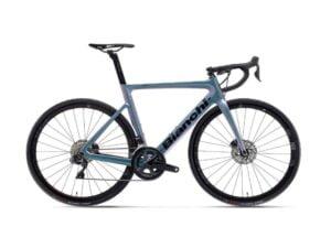 Bianchi Aria Aero Ultegra Disc 2022 Carbon Road Bike Summertime Dream