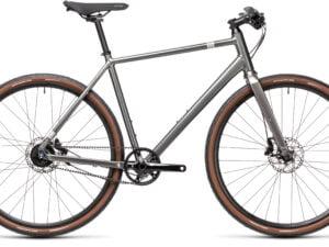 CUBE Editor Belt Drive 11 speed Hybrid/Commute Bike 2021 Grey/Silver