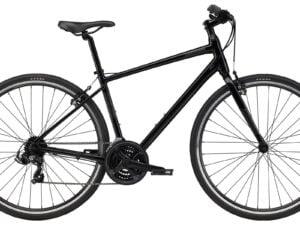 Cannondale Quick 6 Hybrid Bike 2021 Black