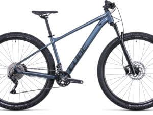 Cube Attention Hardtail Mountain Bike 2022 Indigo/Black