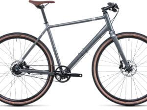 Cube Editor Hybrid Bike 2022 Grey/Silver
