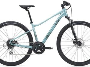 Liv Rove 3 DD 2021 - Hybrid Sports Bike