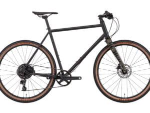 Rondo Booz ST 650b Hybrid Bike 2021 Black/Green