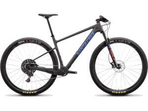 Santa Cruz HighBall C R Hardtail Mountain Bike 2022 Dark Matter