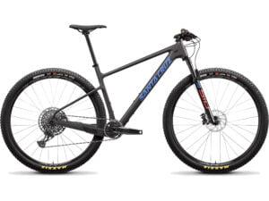 Santa Cruz HighBall C S Hardtail Mountain Bike 2022 Dark Matter