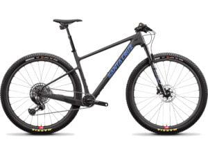 Santa Cruz HighBall CC X01 Hardtail Mountain Bike 2022 Dark Matter