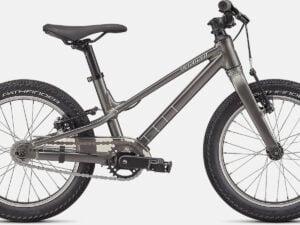 Specialized Jett 16 Single Speed Kids Mountain Bike 2022 Smoke/Silver