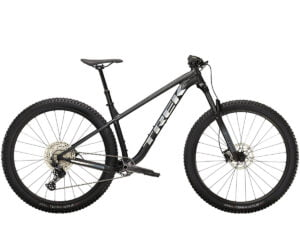 Trek Roscoe 7 Hardtail Mountain Bike 2022 Matt Trek Black