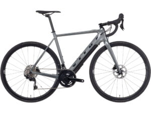 Vitus Emitter Carbon E Road Bike (Fazua - 2021) Anthraci - Anthracite