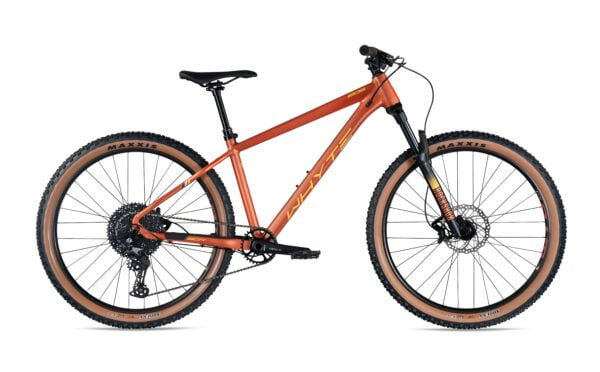 Whyte 806 Compact Deore 11 Speed Hardtail MTB 2022 Burnt Orange/Slate