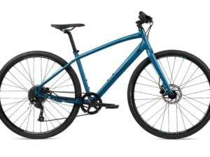 Whyte Carnaby V2 Hybrid Bike 2021 Matt Diesel with Opal and Mint