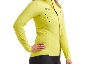 Black Sheep Cycling Women's Elements Micro Jacket - XXS Yellow