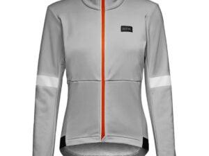 Gore Wear Women's Tempest Cycling Jacket - 34 Lab Grey - Jackets