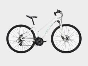Compass Contour Women's Bike, White
