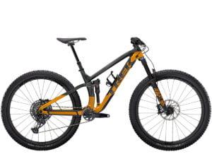 Trek Fuel EX 9.8 GX Mountain Bike 2022 Grey/Factory Orange