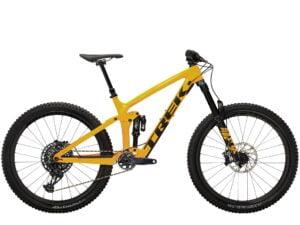 Trek Remedy 9.8 GX Mountain Bike 2022 Satin Marigold
